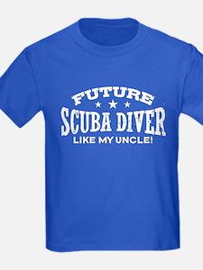 Future Scuba Diver Like My Uncle T