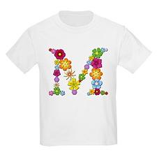 M Bright Flowers T-Shirt