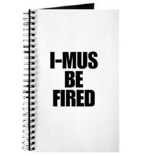 I-MUS Be Fired Journal