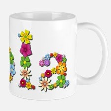 Lola Bright Flowers Mugs