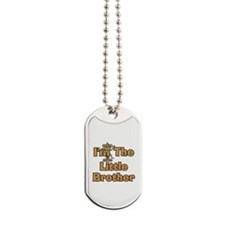 Little Brother Monkey Dog Tags