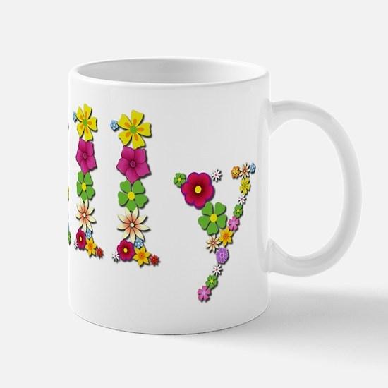 Lilly Bright Flowers Mugs