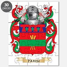 Parisi Coat of Arms (Family Crest) Puzzle