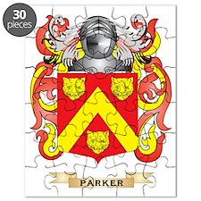 Parker Coat of Arms (Family Crest) Puzzle