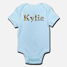 Kylie Bright Flowers Body Suit