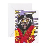 Werewolf Greeting Cards