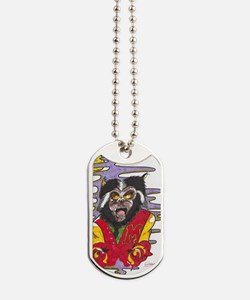 thriller Dog Tags