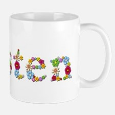 Kristen Bright Flowers Mugs