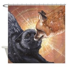 As One II Shower Curtain