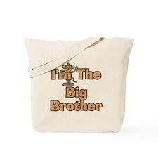 Big Brother Monkey Tote Bag
