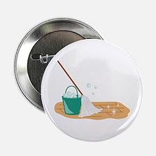"""Mop Bucket 2.25"""" Button"""