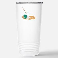 Mop Bucket Travel Mug