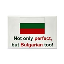 Perfect Bulgarian Mylar Magnet