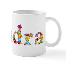 Kendra Bright Flowers Mugs