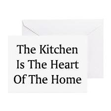 Kitchen Saying Greeting Cards (Pk of 10)