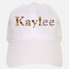 Kaylee Bright Flowers Baseball Baseball Baseball Cap