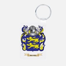 Pavel Coat of Arms (Family Keychains