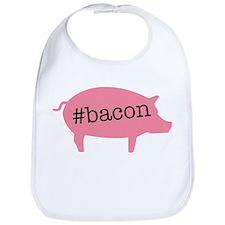 Hashtag Bacon Bib