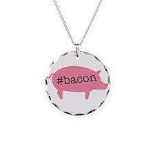 Hashtag Bacon Necklace