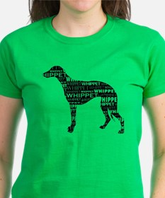 Whippet Silhouette BN Tee
