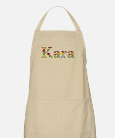 Kara Bright Flowers Apron