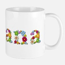 Juliana Bright Flowers Mugs