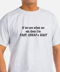 Fast, Cheap And Easy T-Shirt