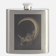 Moon Dreams Flask