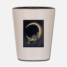 Moon Dreams Shot Glass