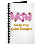 Mom Paycheck Journal