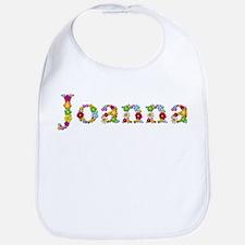 Joanna Bright Flowers Bib
