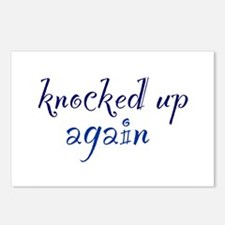 Knocked Up AGAIN Postcards (Package of 8)