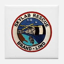 Skyland Rescue Mission Tile Coaster