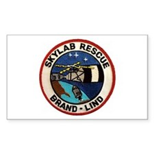 Skyland Rescue Mission Decal