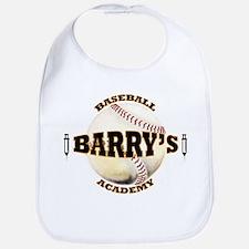 Barry's Baseball 1 Bib