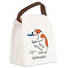 Jack Be Quick JRT Canvas Lunch Bag