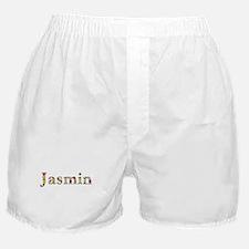 Jasmin Bright Flowers Boxer Shorts