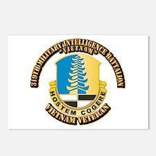 Army - 319th Military Intelligence Battalion Postc