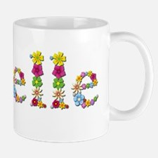 Janelle Bright Flowers Mugs