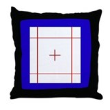 Trampoline pillow Throw Pillows