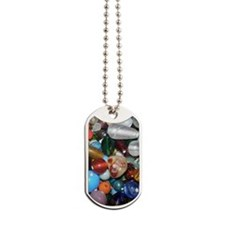 Full of Beads Dog Tags