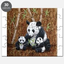 StephanieAM Panda and Cubs Puzzle