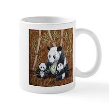 StephanieAM Panda and Cubs Mugs