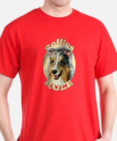 collies rule T-Shirt
