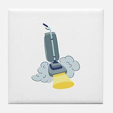 Vacuum Clean Tile Coaster