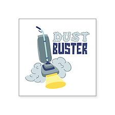 Dust Buster Sticker