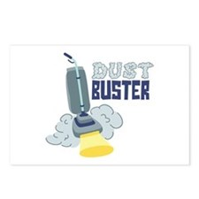 Dust Buster Postcards (Package of 8)