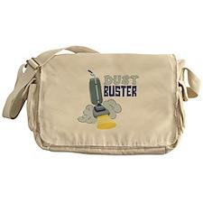 Dust Buster Messenger Bag