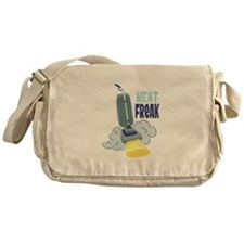 Neat Freak Messenger Bag