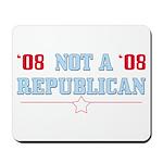 08 Anti-Republican Mousepad